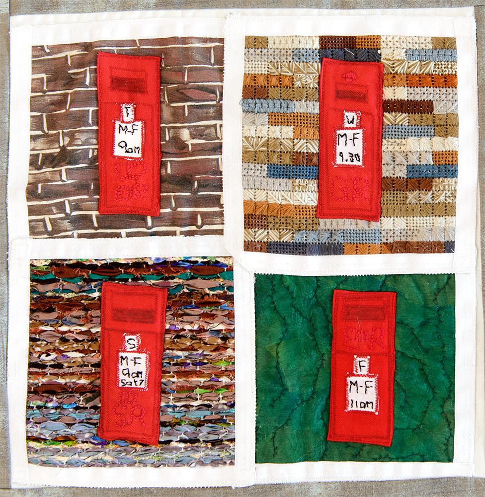 A9 Trumpington Postboxes
